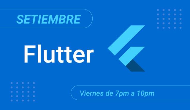 Flutter, desarrolla apps móviles iOS y Android