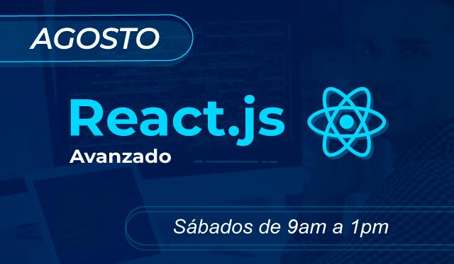 Curso de React. js  frontend, Avanzado