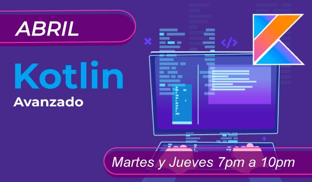Android con Kotlin  Avanzado