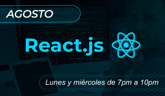 Curso de React. js, frontend