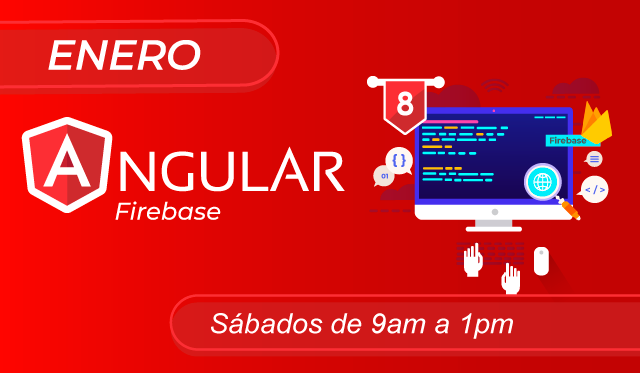 Curso de Angular 8 para desarrollo web