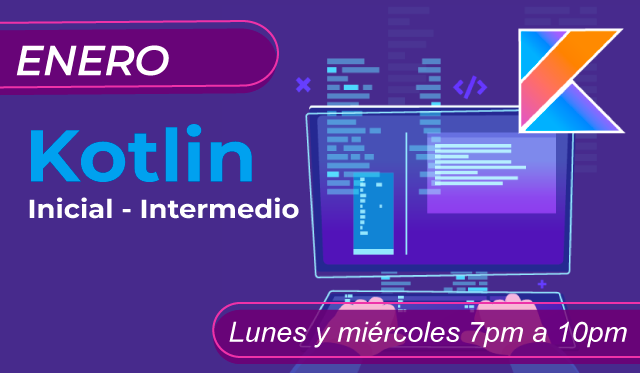 Android Studio con Kotlin de Inicial a Intermedio