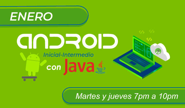 Android Studio con Java Inicial - Intermedio
