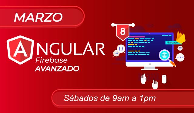 Curso de Angular 8 avanzado, para desarrollo web