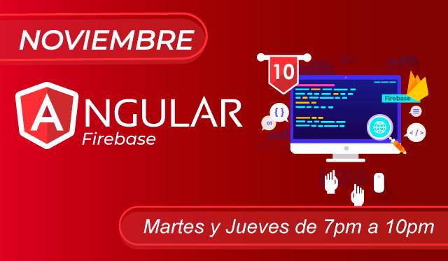 Curso de Angular 10  para desarrollo web
