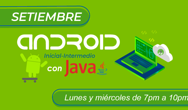 Android Studio con Java Inicial - Intermedio