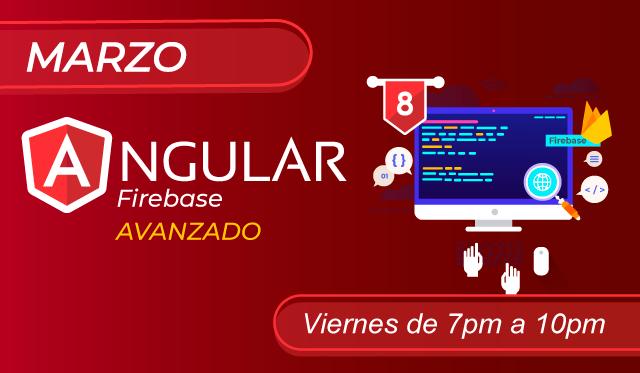 Curso de Angular 10 avanzado, para desarrollo web