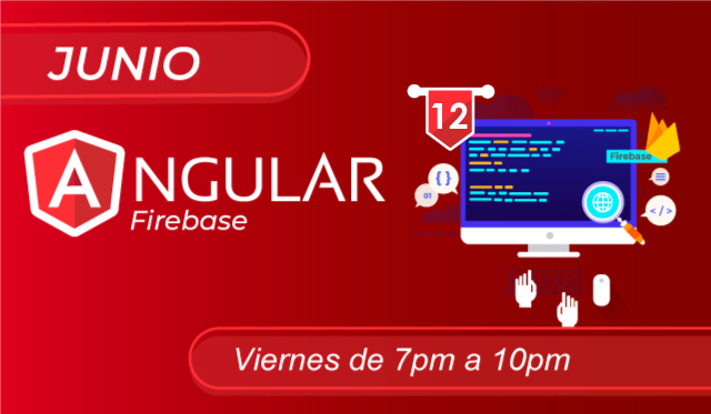 Curso de Angular 12  para desarrollo web