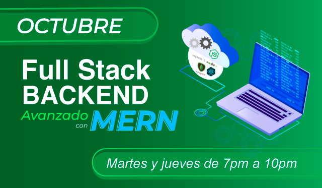 Backend Full Stack con MERN Avanzado